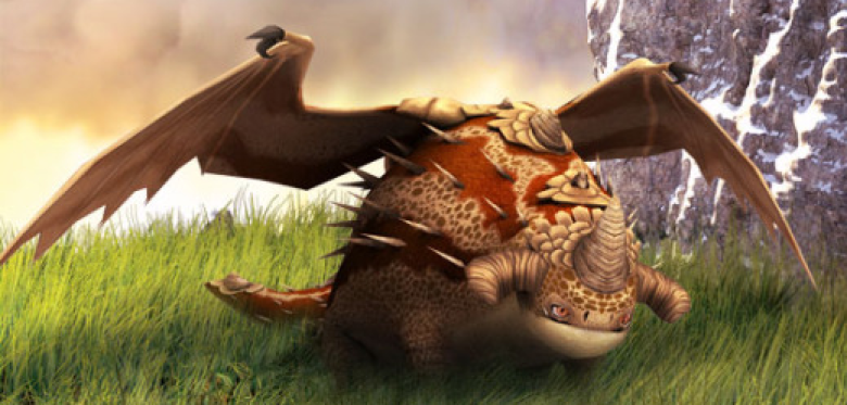 Buffalord Dragon Trainer Bestiario