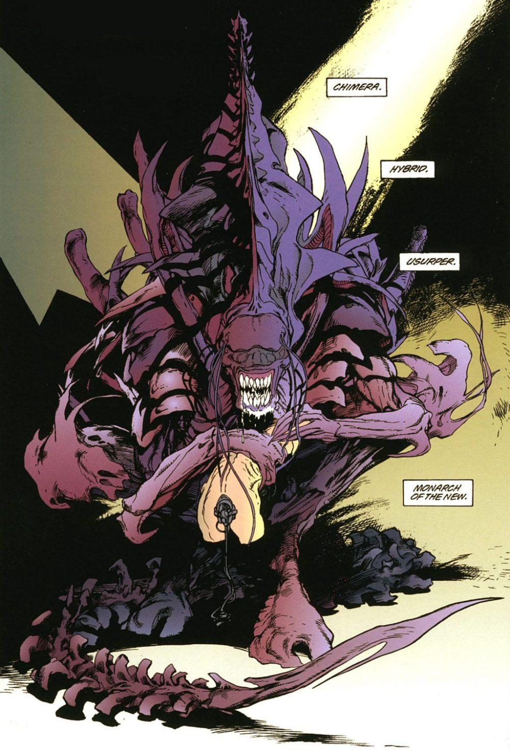 Rogue King nei fumetti Dark Horse