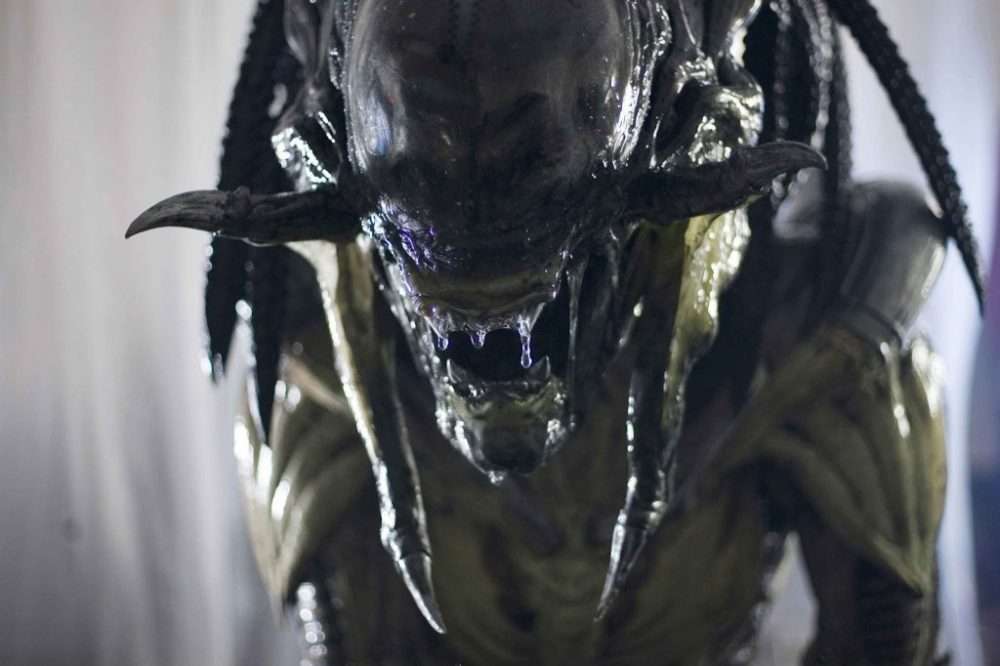 Predalien in AvP Requiem