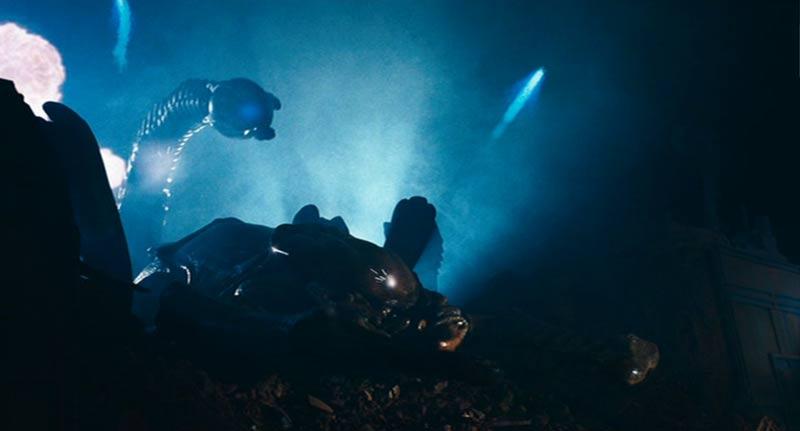 scorpione gigante starship troopers