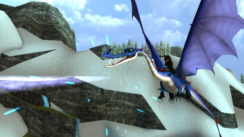 Windwalker Dragon Trainer Bestiario