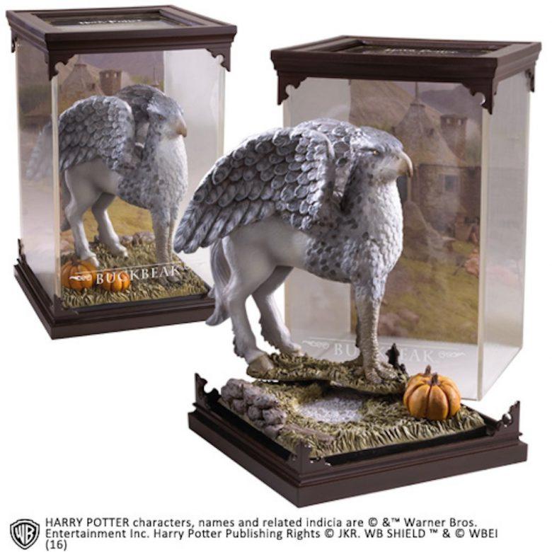 Harry Potter diorama di Fierobecco ippogrifo