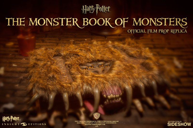 Harry Potter libro mostro link per acquisto