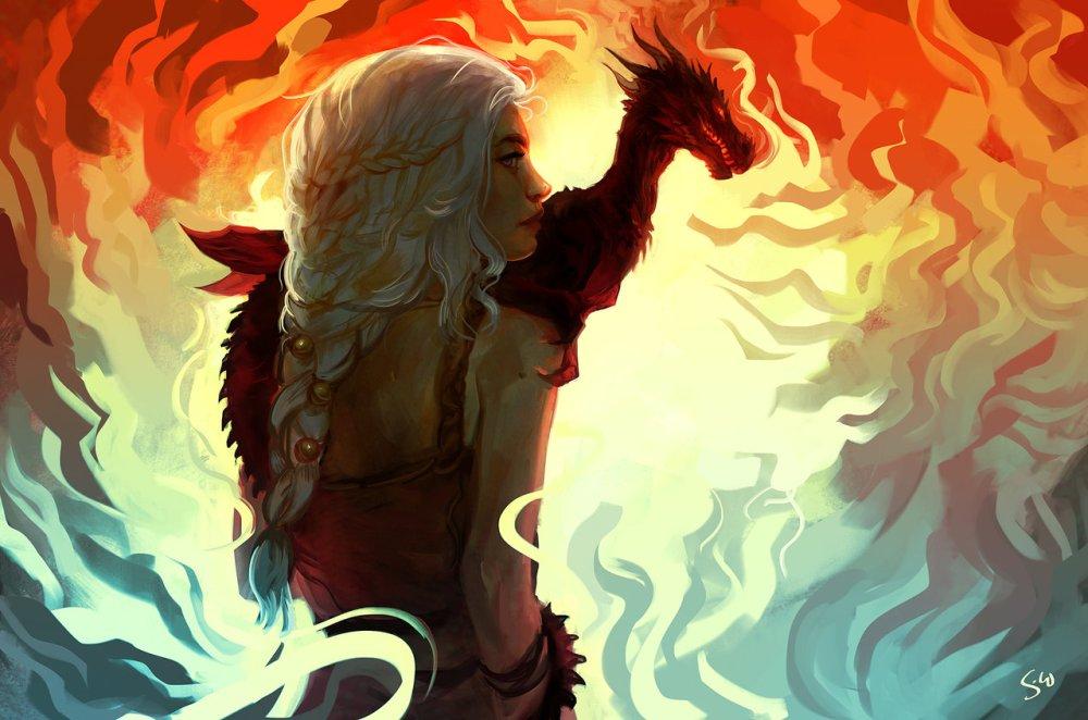 daenerys_stormborn_by_znodden-d7m3jtb