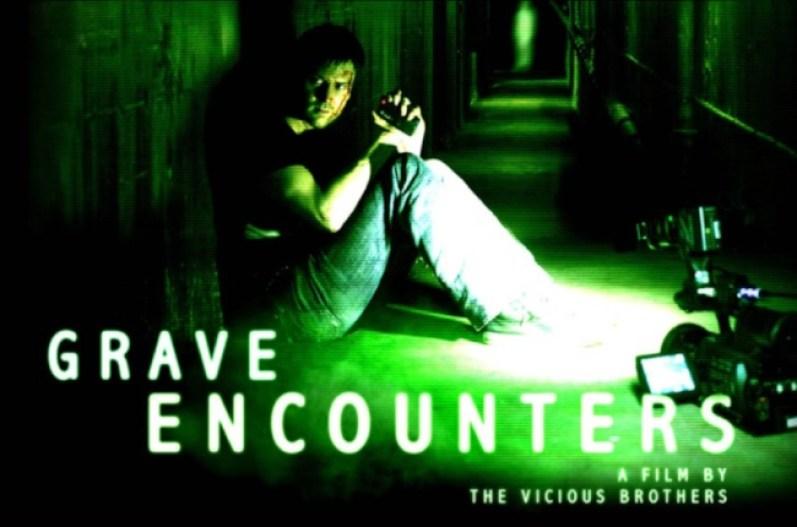 Grave Encounters ESP poster