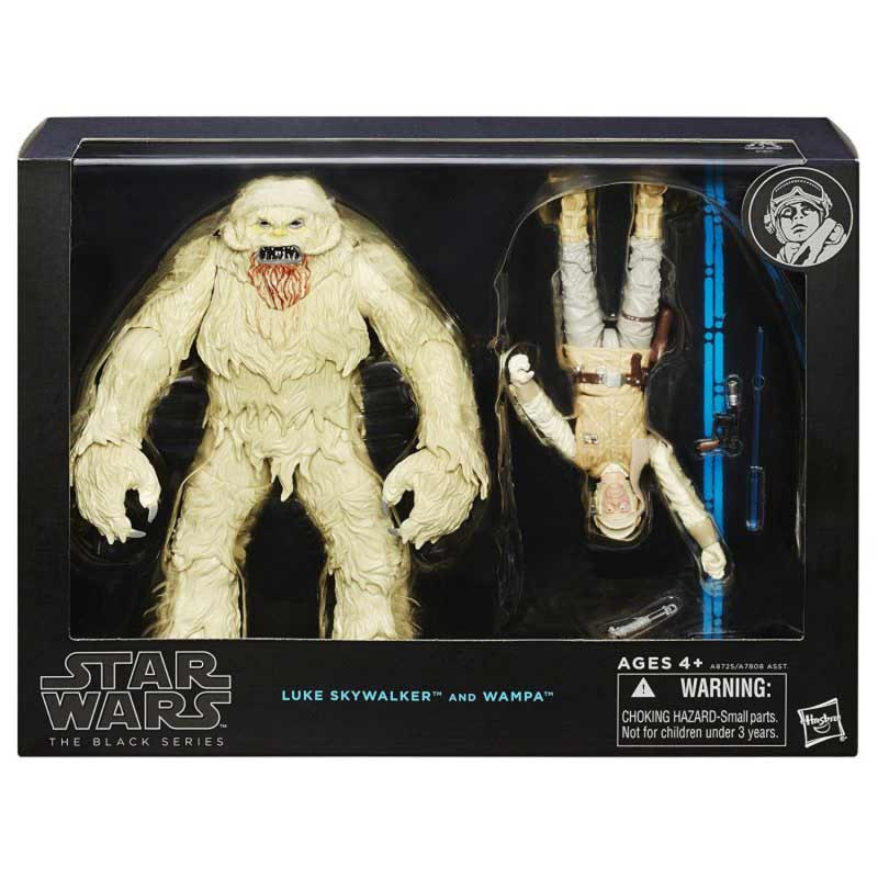 Wampa action figure link acquisto star wars