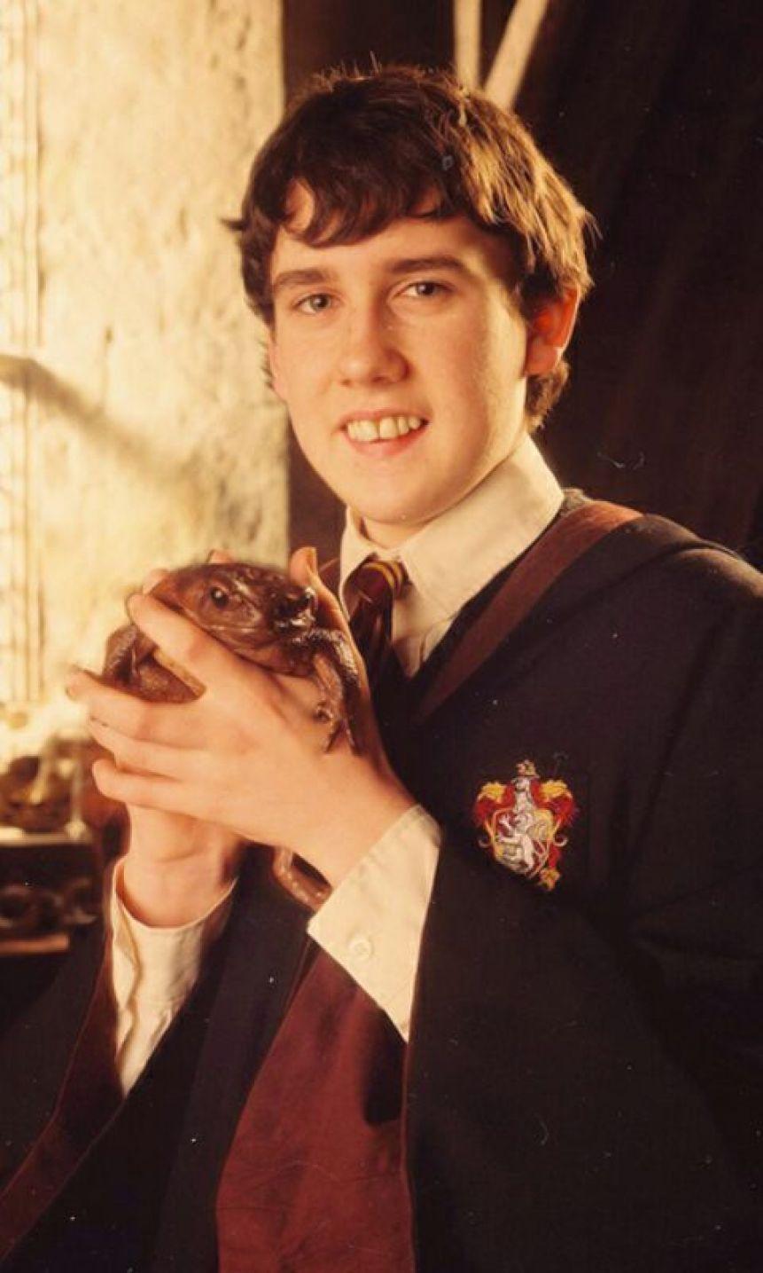 Trevor il rospo di Neville