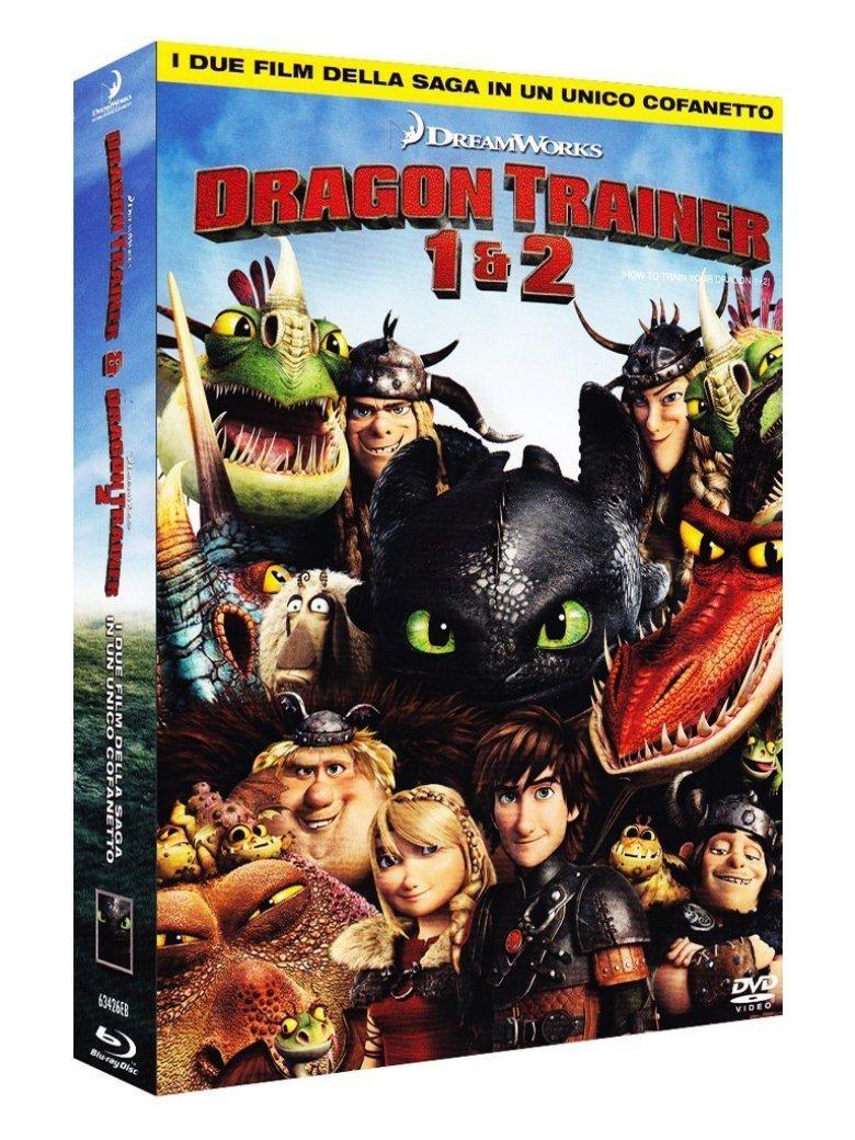 collezione film dragon trainer dvd