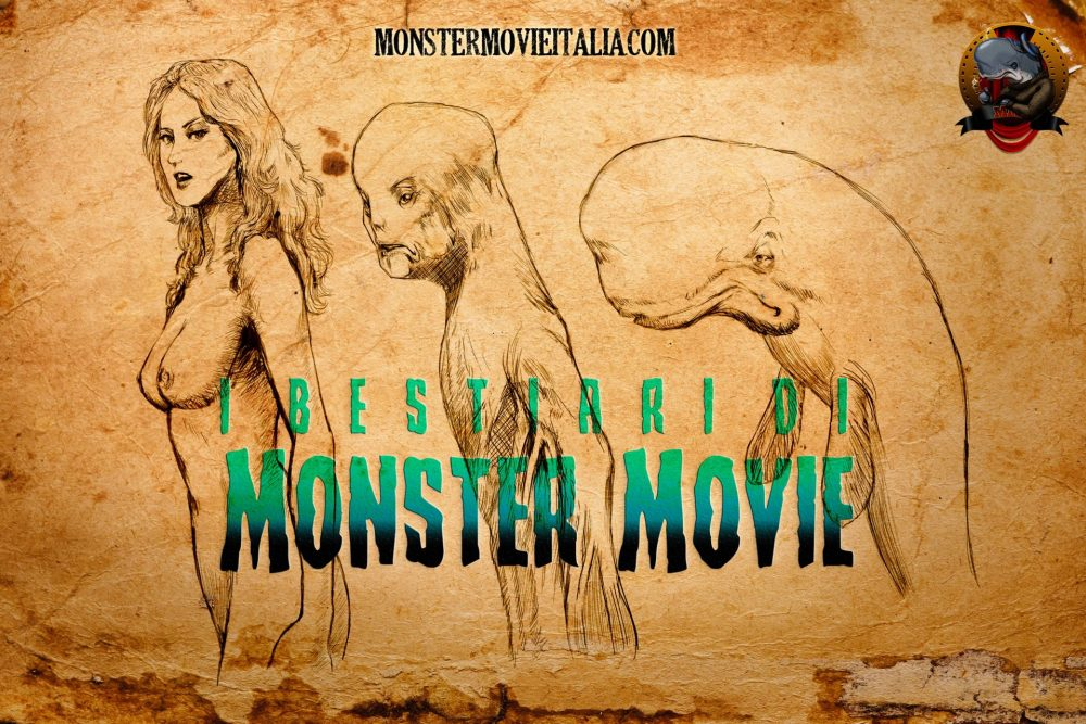 Bestiari di Monster Movie Cover