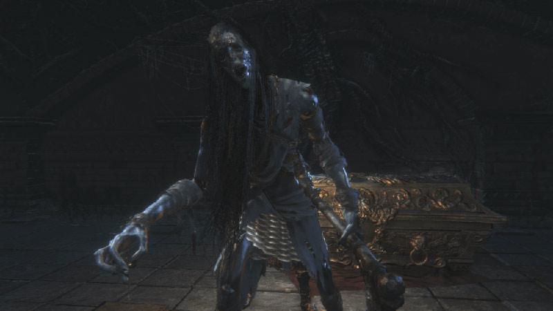 Bloodborne Abitanti del Labirinto