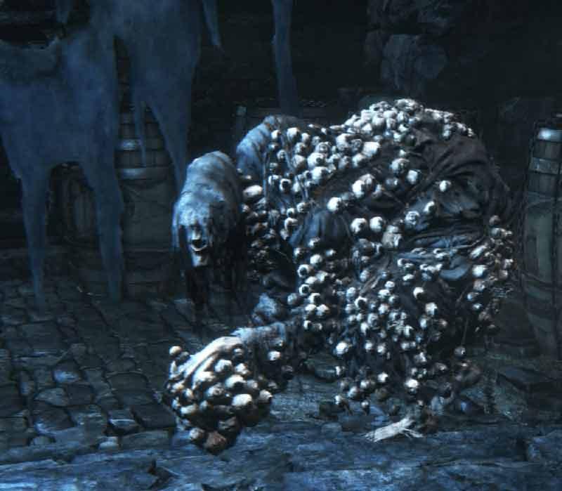 Bloodborne Collezionista di Occhi