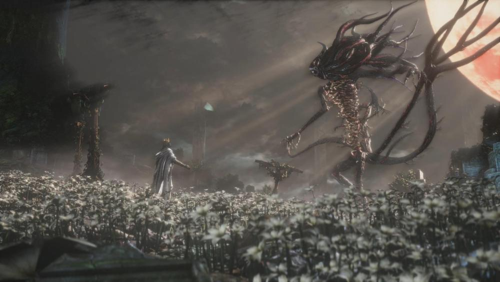 Bloodborne Presenza Lunare