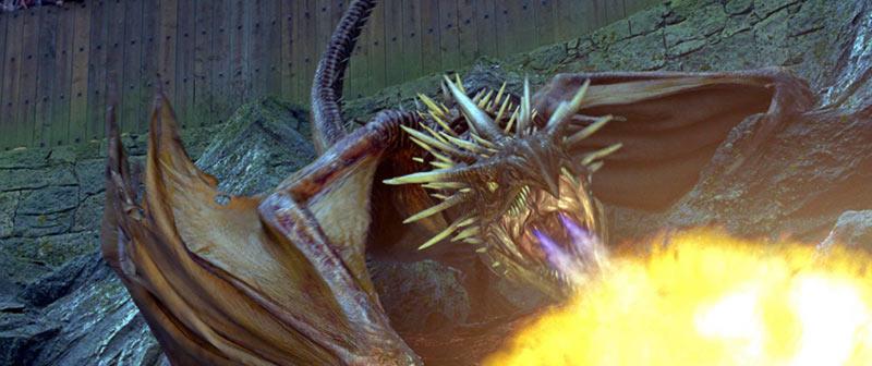 Ungaro Spinato Harry Potter e il Calice di Fuoco