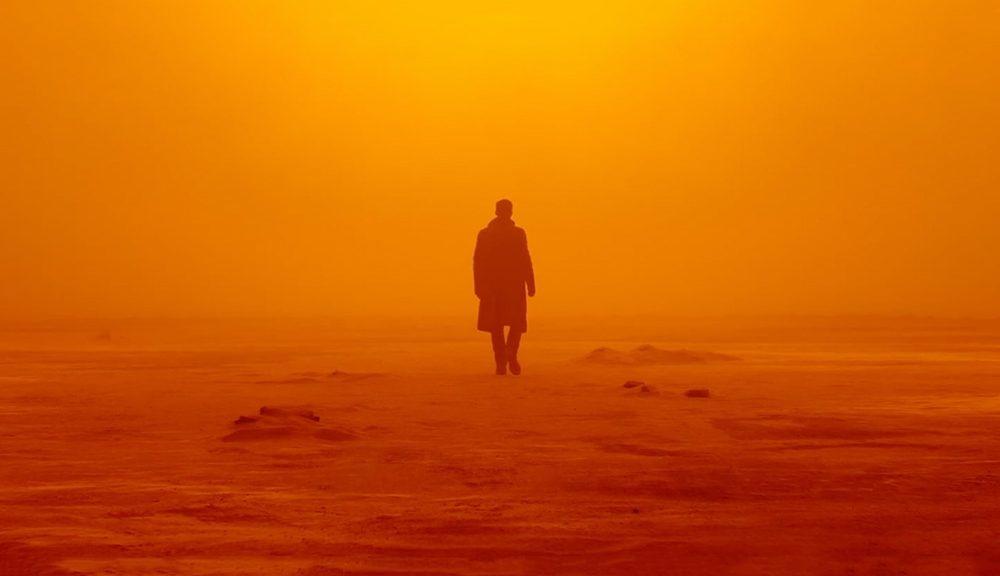 Blade Runner 2049 scena deserto