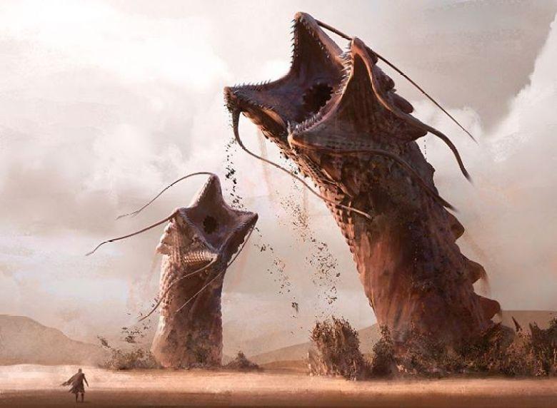 Shai Hulud Dune Vermone