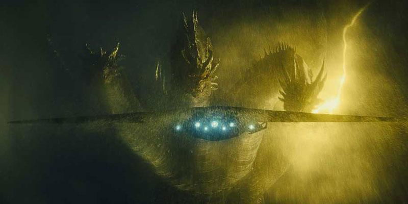King Ghidorah film Godzilla