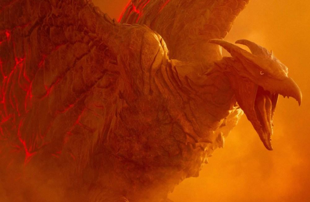 Rodan titano Godzilla 2
