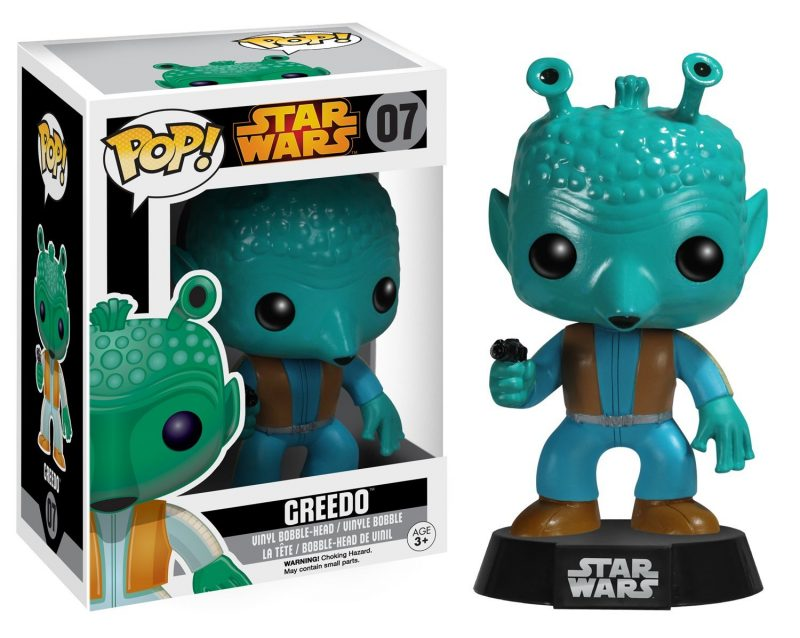 Greedo Funko Pop Star Wars