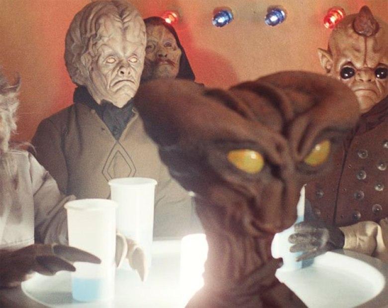 Siniteen Alieno Star Wars