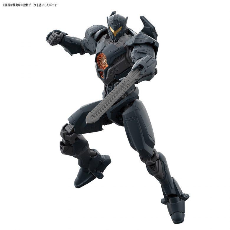 Gipsy Avenger action figure della Bandai