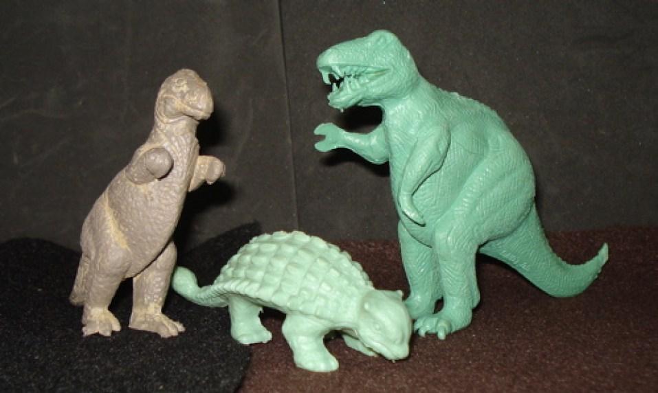 Modellini di dinosauro