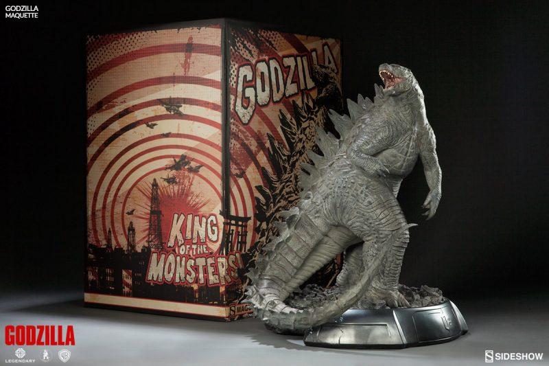 Godzilla merchandise statuetta link per acquistare