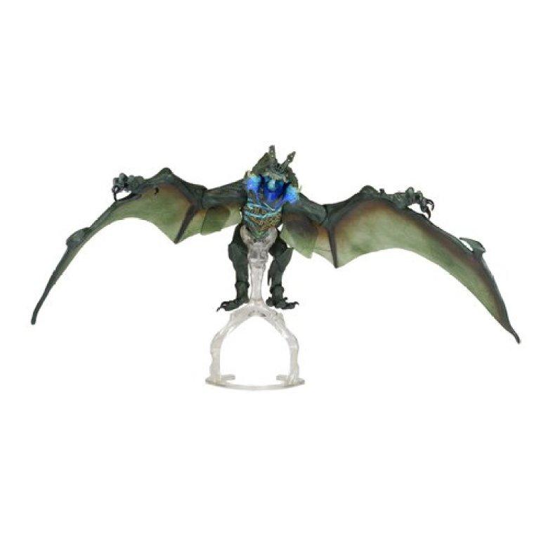 Statua di Otachi con le ali