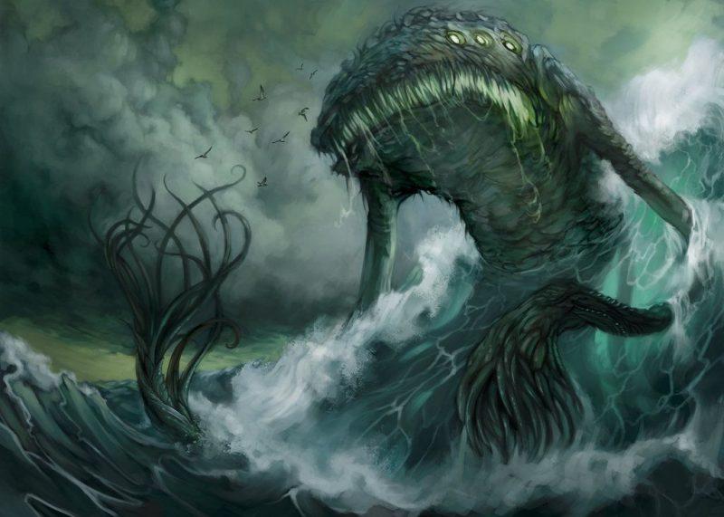 Leviathan monsterverse concept
