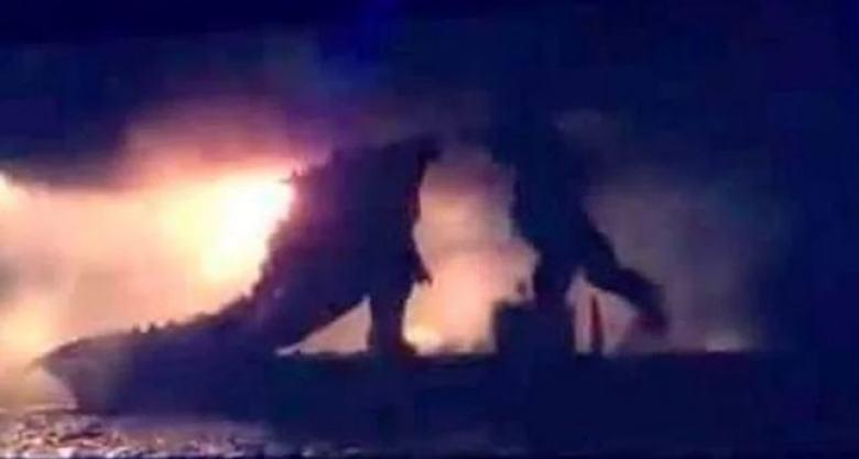 Godzilla vs Kong screenshot leak