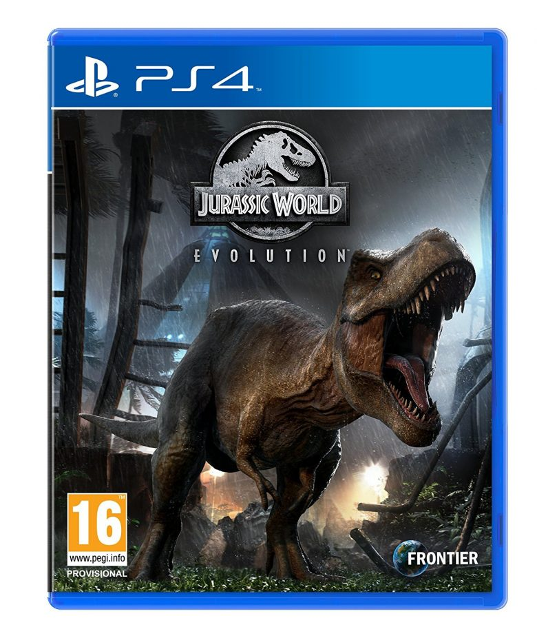 Jurassic World evolution gioco ps4