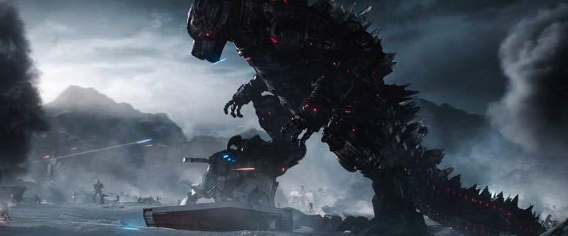 Mecha Godzilla Ready Player One