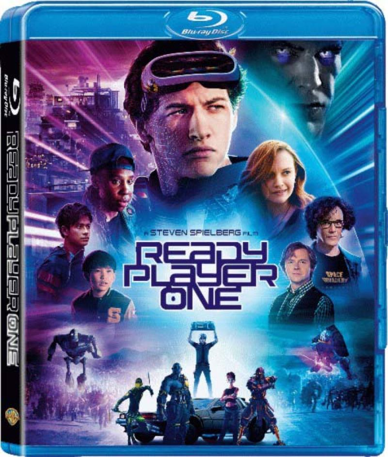 Ready Player One link per acquistare bluray