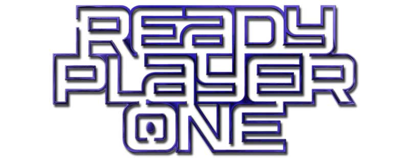 Ready player one logo del film