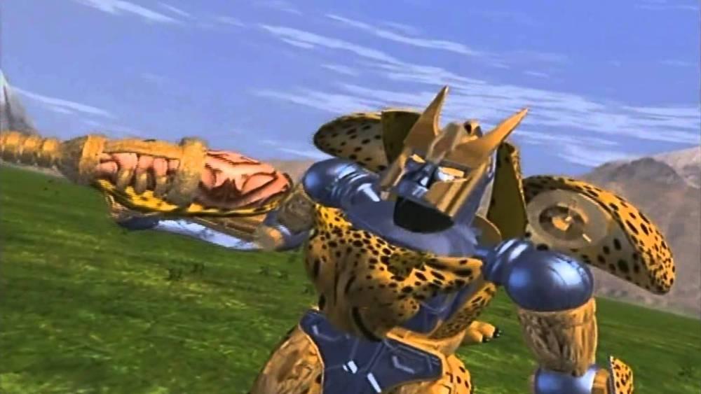 Beast Wars scena della serie