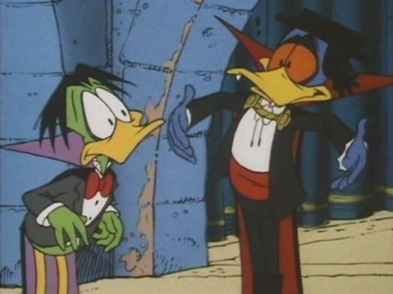 Conte Duckula protagonista