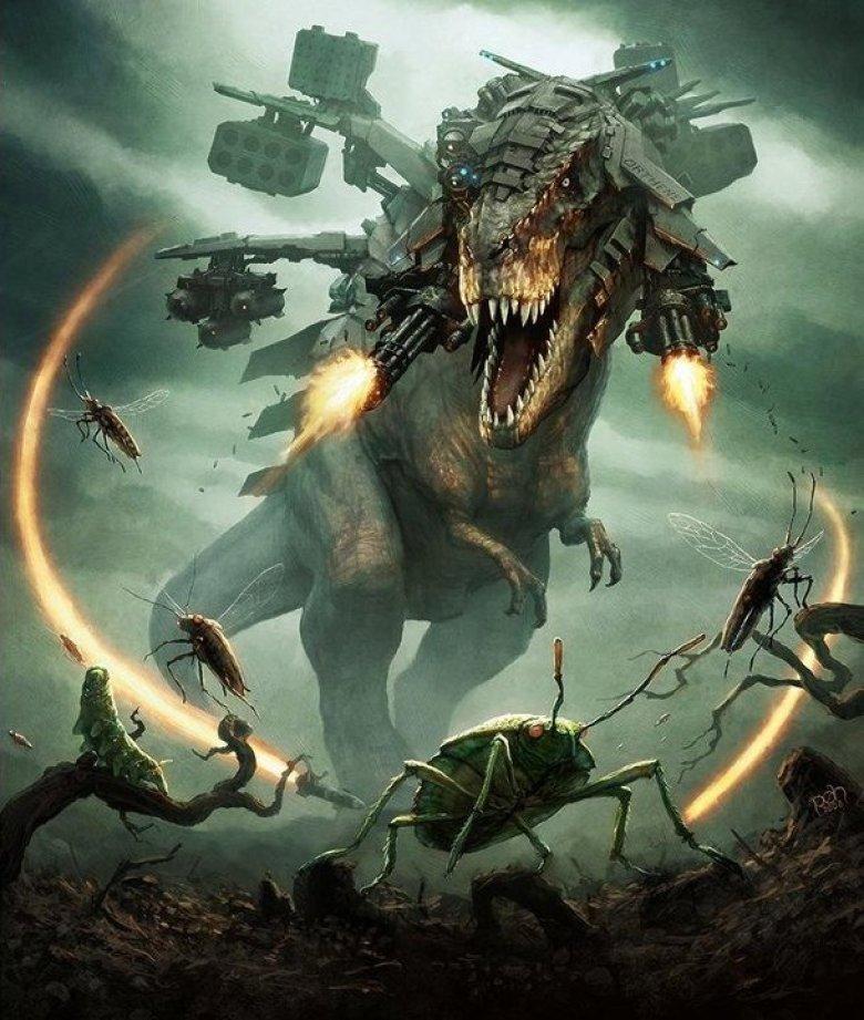 Dinosauro da guerra