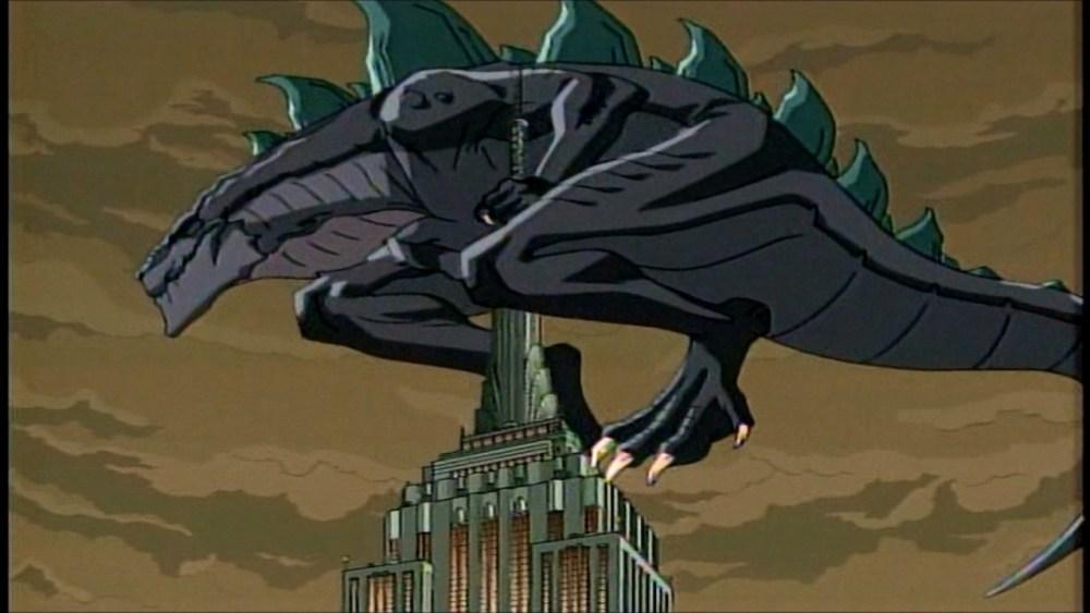 Serie Godzilla mostro
