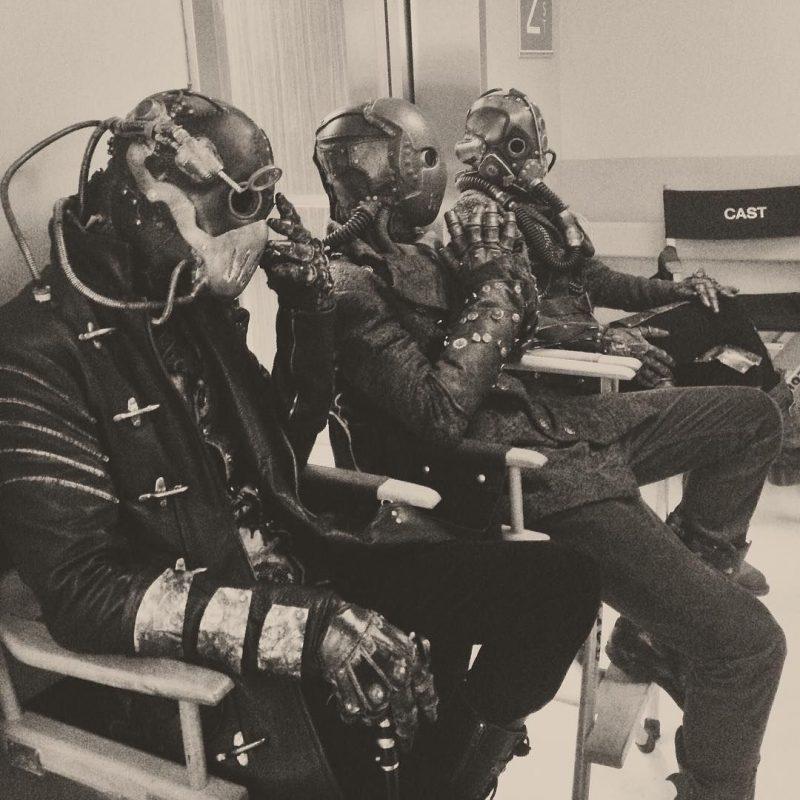 Dottori del terrore Teen Wolf maschere