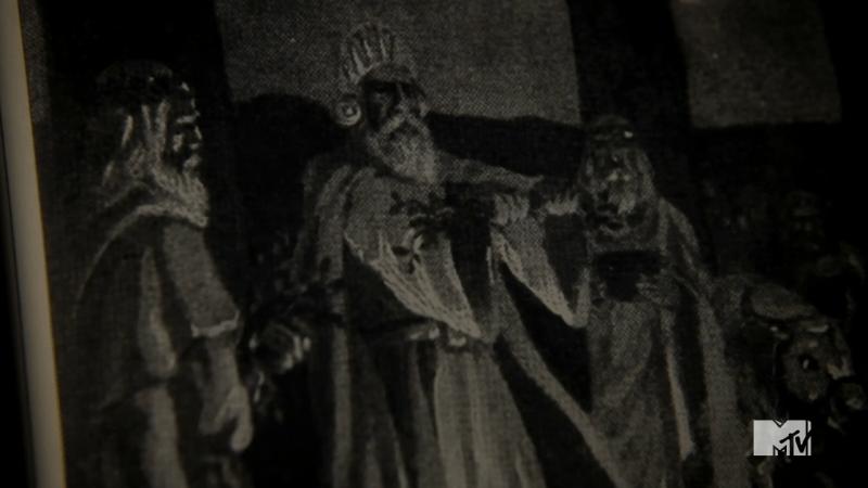 Teen Wolf stagione 3 Druidi antichi