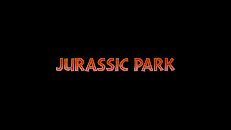 Jurassic Park logo saga