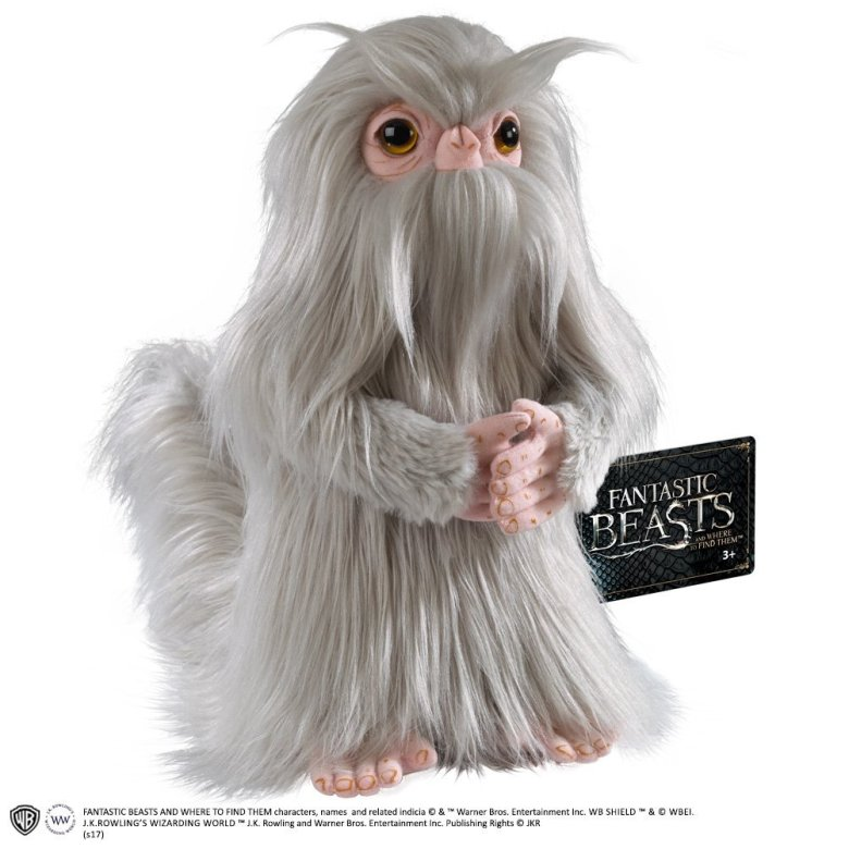 demiguise peluche amazon monster movie