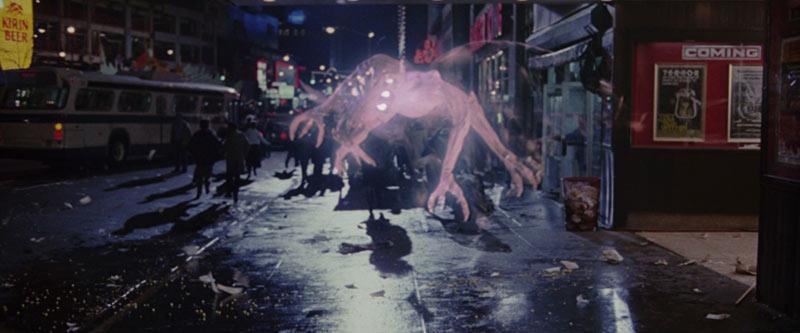 Film Ghostbusters fantasma del teatro