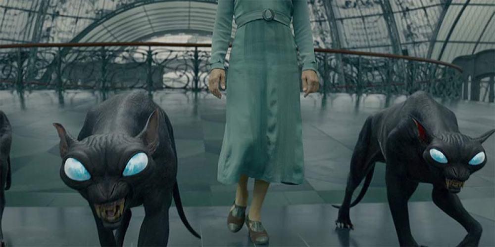 Matagot nel film Animali Fantastici 2
