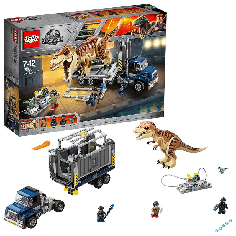 Jurassic_World_3_Lego_ transport link acquisto