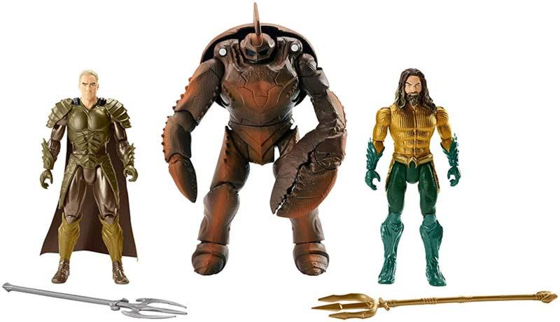 Aquaman action figures amazon