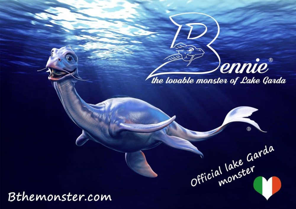 Bennie Lake Garda Monster Bestiario