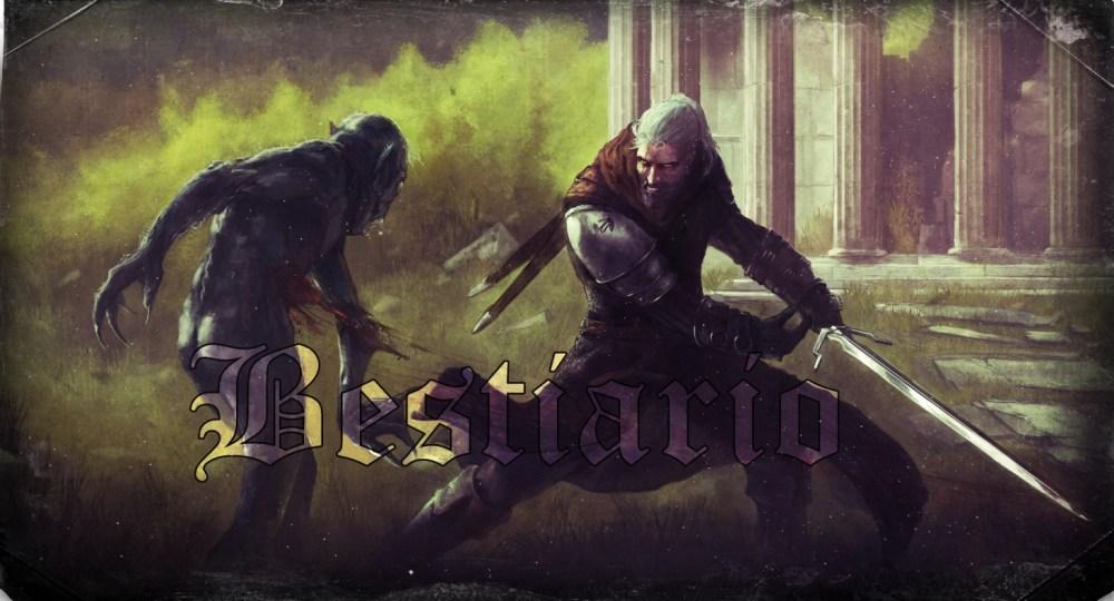 Witcher 3 Wild Hunt bestiario giochi