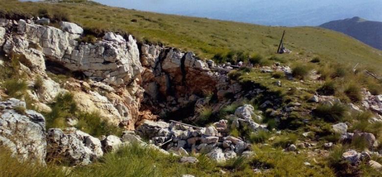 Foto grotta della Sibilla