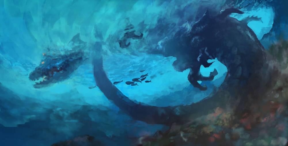 Mandragola mostro marino lombardo