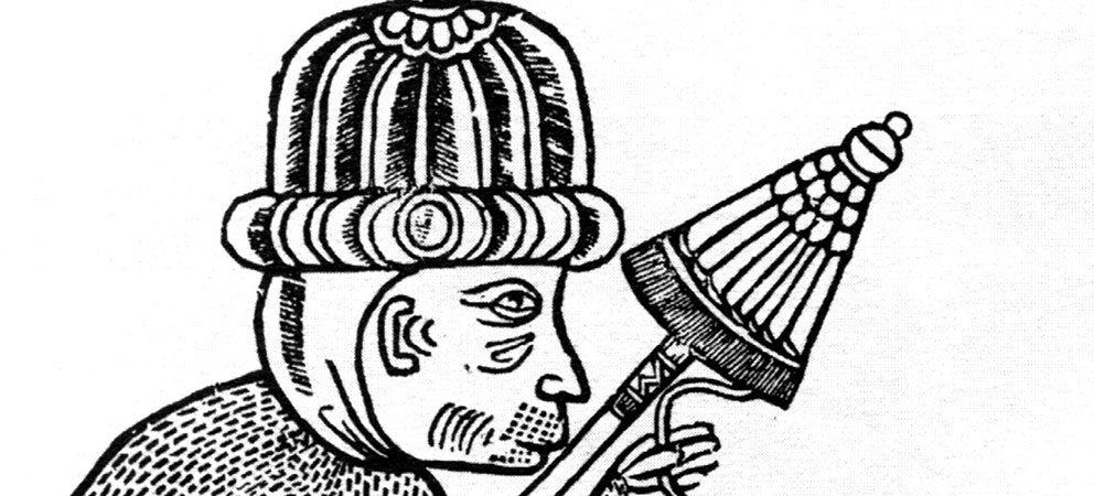 Raffigurazione del Mazapegul